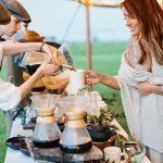 5 pomysłów na kawę na Twoim weselu